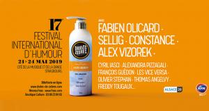 La 17e édition du festival international d'humour Drôles de Zèbres se déroulera du 21 au 24 mai à l'auditorium de la Cité de la Musique et de la Danse à Strasbourg. Au programme : quatre jours d'humour avec pas moins de 12 artistes à l'affiche.