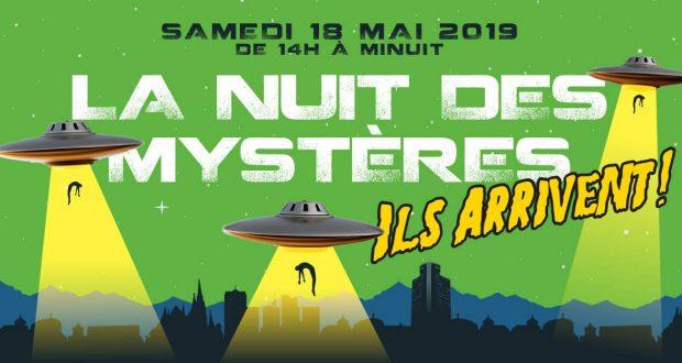 Chasse aux trésors géante à Mulhouse à l'occasion de la 14e édition de La Nuit des Mystères