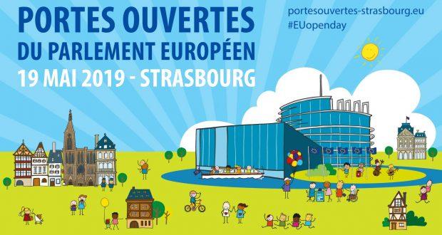 Le 19 mai, célébrez la Journée de l'Europe en découvrant les coulisses du Parlement Européen ! Cette journée portes ouvertes vous en apprendra davantage sur la représentation de vos intérêts au Parlement Européen. L'accent sera mis, cette année, sur l'importance de choisir votre avenir.
