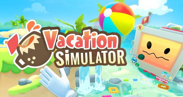 Besoin d'une pause et de vous évader mais pas de vacances prévues à l'horizon ? Le dernier jeu de réalité virtuelle du studio Owlchemy Labs nommé « Vacation Simulator » est votre clé d'évasion.