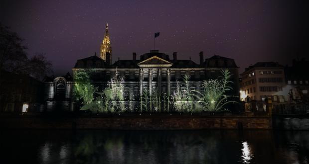 Temps fort de la programmation estivale, le Grand Spectacle de l'été de la ville de Strasbourg s'adapte chaque saison aux évolutions de la ville. Cette année, LuX se présentera dans un format invitant à la déambulation et à la flânerie entre le quai des Bateliers nouvellement réaménagé et la place du Château.