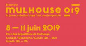 Du 8 au 11 juin, la cité du Bollwerk s'animera à l'occasion de Mulhouse 019, la 13e édition de l'exposition d'art contemporain « Mulhouse 00 – la biennale de la jeune création contemporaine issue des écoles supérieures d'art européenne », qui se tiendra au Parc des Expositions de Mulhouse.