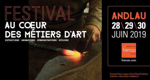 La Frémaa vous donne rendez-vous du 28 au 30 juin pour la 13e édition de son événement dédié aux métiers de la tradition, du patrimoine, de la restauration et aux savoir-faire rares : Au coeur des métiers d'art.