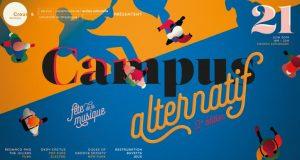 Après une belle première édition, le Campus Alternatif revient avec le 2e opus de sa Fête de la Musique. Rendez-vous sur le campus de l'Esplanade le 21 juin pour profiter d'un moment festif entre amis, collègues ou même en famille.