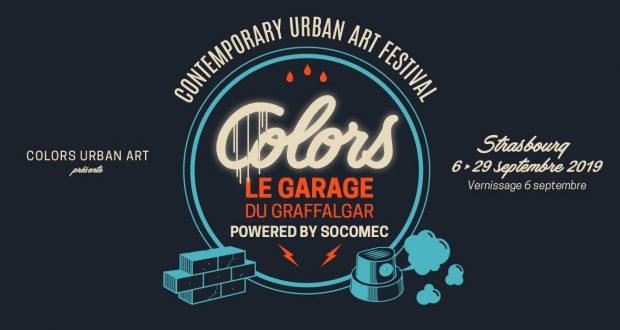 Initié en 2018, dans le cadre du OFF du NL Contest, le projet COLORS powered by Socomec n'a cessé de se développer depuis sa création. Après une seconde édition, entre avril et mai dans les rues de Strasbourg, COLORS se déclinera pour la toute première fois sous forme de festival, du 6 au 29 septembre.