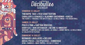 Temps fort du mois de juillet en Alsace, le festival Décibulles revient les 12, 13 et 14 juillet pour une 26e édition qui s'annonce éclectique et intergénérationnelle.