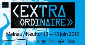 Du 13 au 15 juin, se tiendra Extra Ordinaire, un temps fort ponctué d'événements artistiques dans l'espace public, présenté par Pôle Sud CDCN, avec le Collectif ScU2, l'Espace Django et la HEAR.