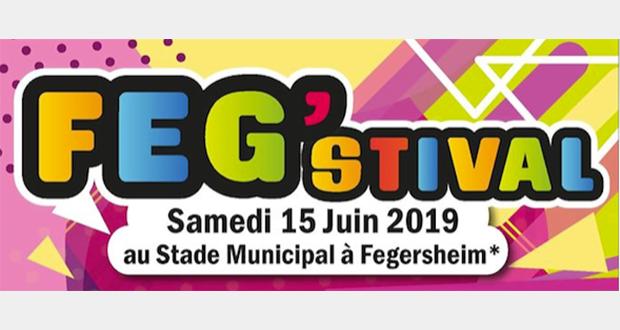 Envie de profiter d'un événement ludique et culturel placé sous le signe de la détente en famille ? Rendez-vous au Centre Sportif et Culturel de Fegersheim le samedi 15 juin pour la 11e édition du Feg'stival !