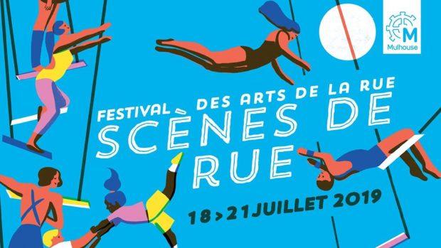 Aventures singulières, théâtre de rue, cirque, danse, installations et performances... Scènes de Rue vous donne rendez-vous du 18 au 21 juillet à Mulhouse pour sa 23e édition !