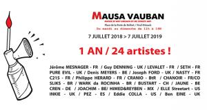 Début juillet 2018, le MAUSA Vauban ouvrait ses portes dans les remparts de la citadelle de Neuf-Brisach, 10 ans après son classement au Patrimoine mondial de l'UNESCO.