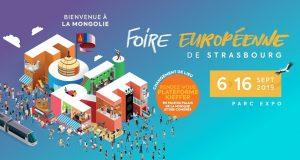 Depuis 87 ans, la Foire Européenne de Strasbourg constitue l'événement phare de la rentrée économique en Alsace ! L'édition 2019, qui se tiendra durant 10 jours, du 6 au 16 septembre, constituera une première pour l'événement, qui se déploiera sur la plateforme Kieffer.