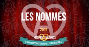 LesHopl'Awardssont de retour pour une 8e édition ! Du 1er septembre au 1er octobre, les internautes auront la possibilité desoutenir leurs acteurs culturels préférés dans les 11 catégories, parmi 15, ouvertes aux votes, surwww.hoplawards.fr.