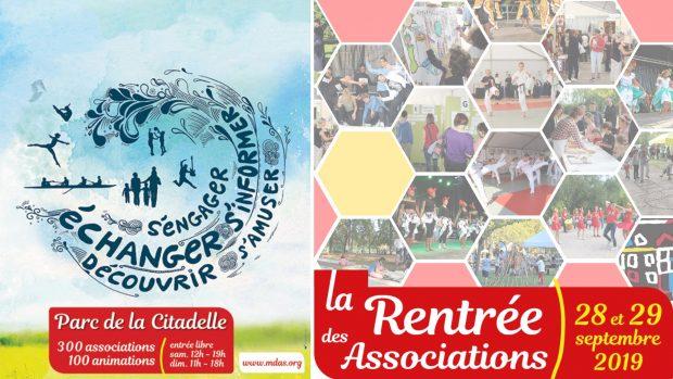Pour cette 17e édition de la Rentrée des Associations, la Maison des Associations donne rendez-vous au strasbourgeois et aux habitants de l'Eurométropole les 27 et 28 septembre au Parc de la Citadelle.