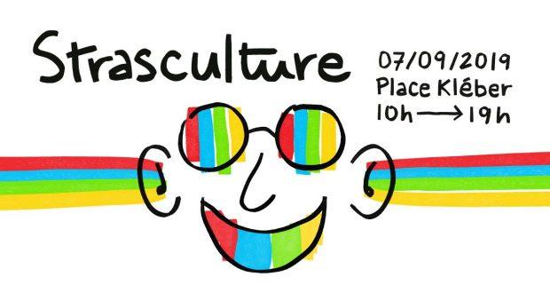 StrasCulture, c'est l'événement qui marque la rentrée culturelle à Strasbourg ! Rendez-vous le 7 septembre sur la Place Kléber pour (re)découvrir près de 70 structures culturelles de Strasbourg et de l'Eurométropole ainsi que quelques partenaires allemands.