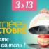 Rendez-vous incontournable de la première quinzaine d'octobre, les Journées d'Octobre sont de retour du 3 au 13 octobre au Parc des Expositions de Mulhouse, parallèlement au show floral Folie'Flore.