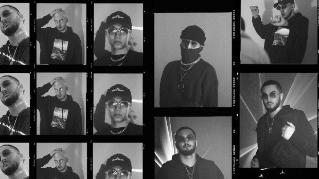 Créé en 2017, 2waves est un groupe originaire de Strasbourg réunissant les rappeurs Babteh et Beurovich ainsi que le beatmaker Kan-g.