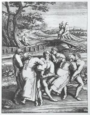1518, la fièvre de la danse
