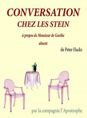 image - Conversation chez les Stein à propos de monsieur de Goethe absent