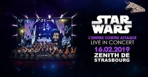 image - STAR WARS in concert - L'empire contre-attaque