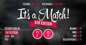 image - It's a Match, B2b Edition