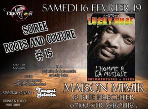 image - Soirée Roots et Culture #15 : projection + sound system party