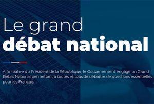 image - Réunion ouverte : Grand Débat National