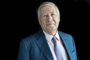 image - Alain Duhamel, inépuisable marathonien de la politique