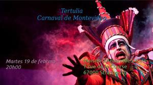 image - Tertulia - Carnaval de Montevideo