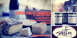 image - Soirée vins et fromages