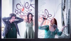 Concert aux fenêtres : The Cracked Cookies