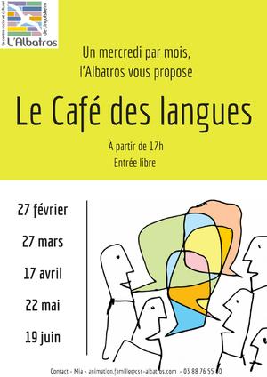 image - Café des langues