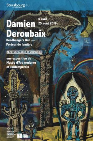 Damien Deroubaix, Headbangers Ball – Porteur de lumière