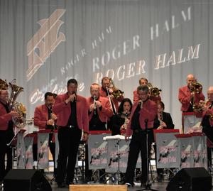 Grande soirée de Bloosmusik avec l'orchestre Roger Halm