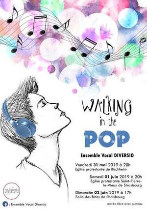 Walking in the Pop