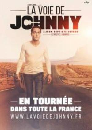 image - La voie de Johnny - JB Guegan