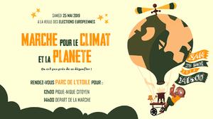 image - Marche pour le Climat et la Planète