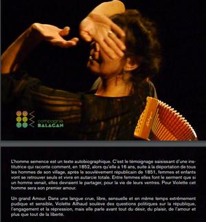 image - Récit musical « L'Homme semence »