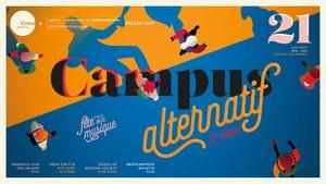 Campus Alternatif 2e édition - Fête de la musique 2019
