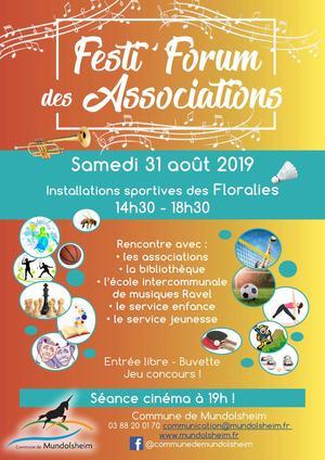 Festi'Forum des associations