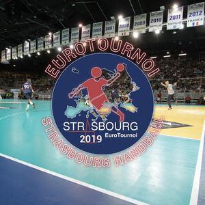 image - EuroTournoi Handball Strasbourg 2019