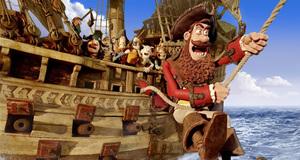 CinéDjango: Les Pirates ! Bons à rien, mauvais en tout