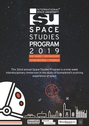 image - Université d'été de l'Espace 2019