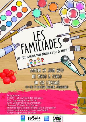image - Les familiades 2019