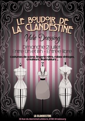 image - Le boudoir de La Clandestine