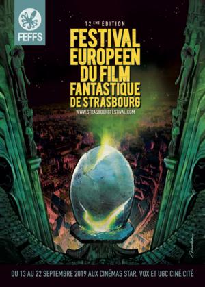 12e édition du Festival Européen du Film Fantastique de Strasbourg