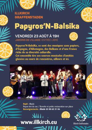 image - Papyros'N-BalsiKa