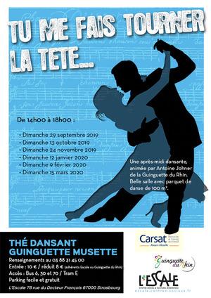 image - Thé Dansant Guinguette Musette