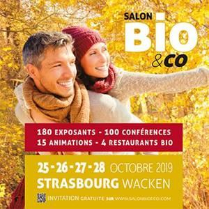 Salon Bio and Co Strasbourg automne