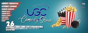 UGC Comedy SHOW