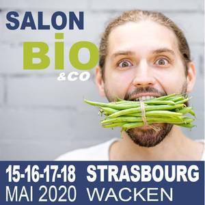 Salon Bio and Co Strasbourg printemps